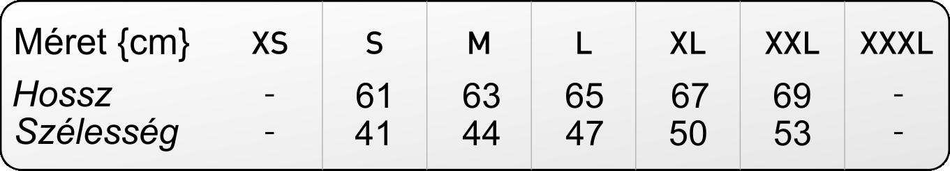 b0130d5ef5 Mérettáblázat Best girlfriend női kereknyakú pamut póló - fekete